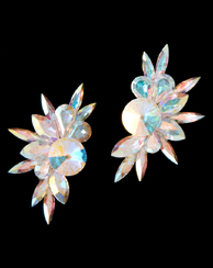 Icicle Rhinestone Earrings
