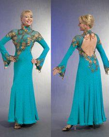 Chrisanne Ballroom Costume