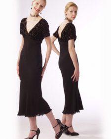 Contemporary Empire Style Dress