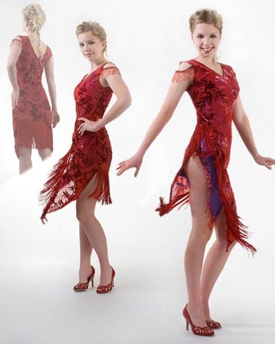 21fe3b7e4401 Every Linda Ayre dance dress is individually custom cut to your personal  body measurements, for a perfect fit.