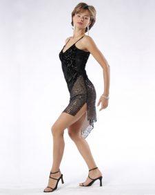 Sassy Salsa Dress