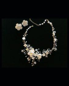 flowernecklace-bridal