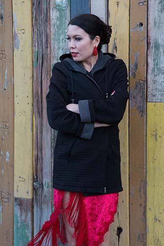 chelsea in coat