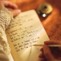 poet-writting