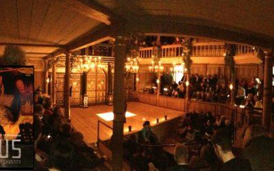 Visit London's Historical Shakespearean theatre.