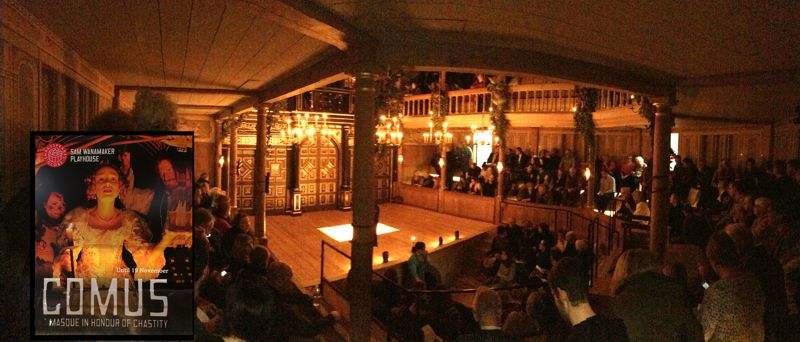 Visit London's Historical Shakespearean theatre.