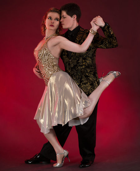 Custom Dance Dresses By Dress Designer, Linda Ayre