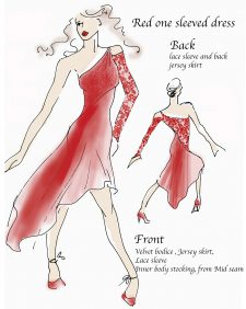 red one shoulder_sized